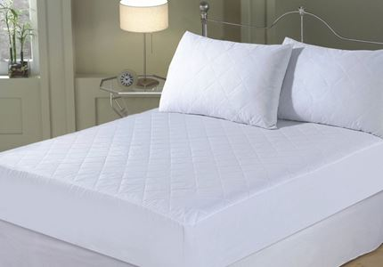 GBBED1015 Polycotton Mattress Protector
